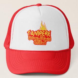 Boné Chapéu quente das asas de Tampere