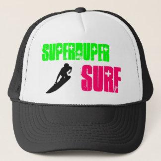 Boné Chapéu SuperDuper do surf