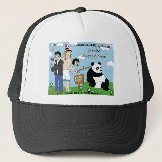 Boné Chapéu triste da panda