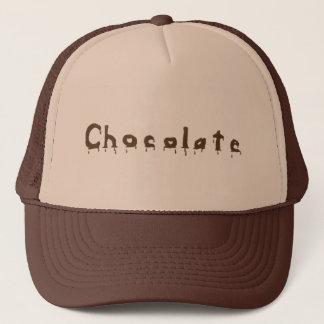 Boné Chapéus de derretimento de gotejamento da palavra
