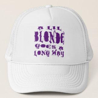 Boné Chapéus do louro de Lil