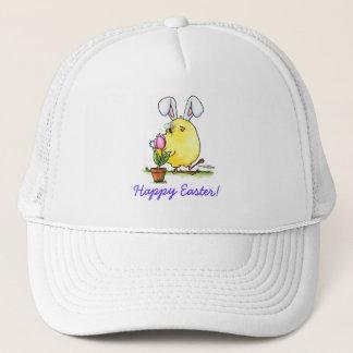 Boné chick-bee-bunny-skybg12x12-easter-cp