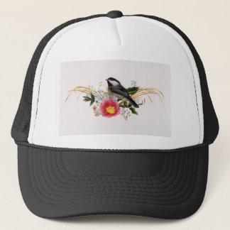 Boné Chickadee floral