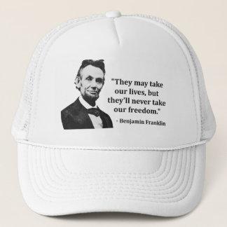 Boné Citações do troll de Abraham Lincoln