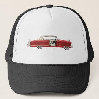 Boné clássico do carro 1954