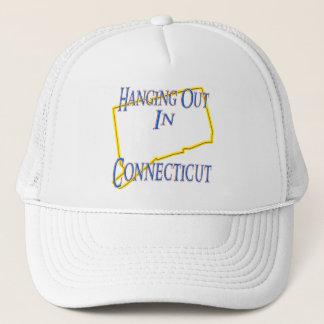 Boné Connecticut - pendurando para fora