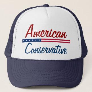 Boné Conservador americano