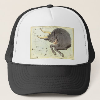 Boné Constelação de Bull do Taurus da astrologia do