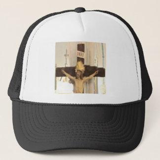 Boné crucifixo