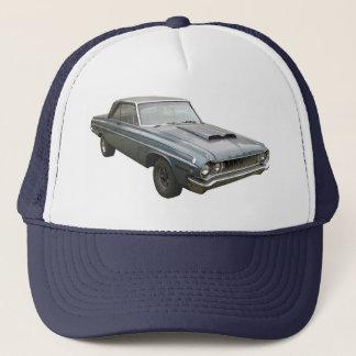 Boné Cupé de Dodge do verde 1964