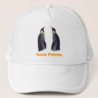 Boné customizável dos pinguins de imperador