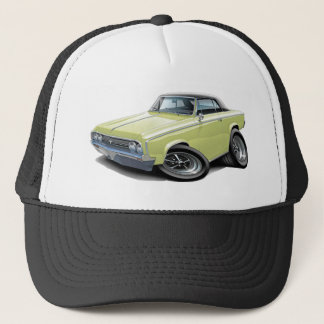 Boné Cutelo 1964-65 amarelo pálido - carro preto