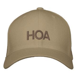 Boné da associação dos proprietários de casa de HO