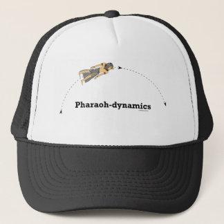 boné da Faraó-dinâmica