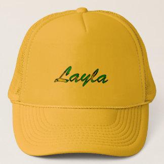Boné da malha de Layla