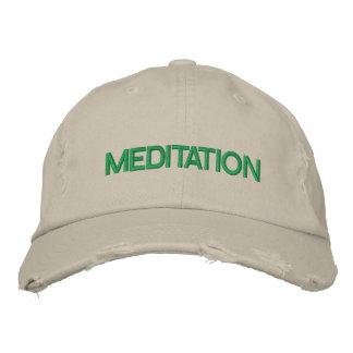 Boné da MEDITAÇÃO