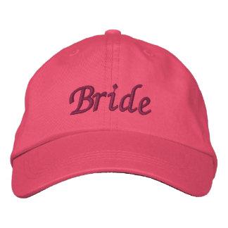 Boné da noiva