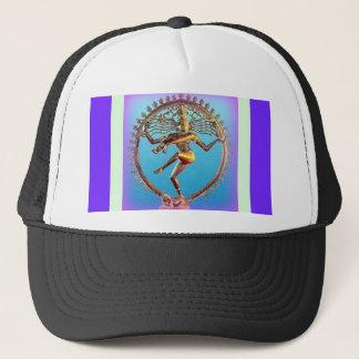 Boné Dança de Shiva no misticismo violeta por Sharles