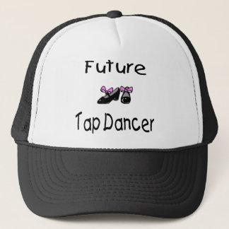 Boné Dançarino de torneira futuro