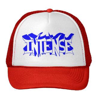 Boné de beisebol vermelho/branco com o logotipo in