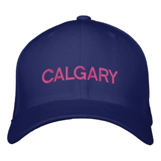 Boné de Calgary