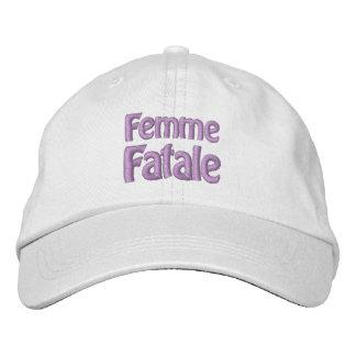 Boné de FEMME FATALE