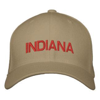 Boné de Indiana