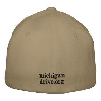 Boné de lãs de Flexfit da movimentação de Michigan