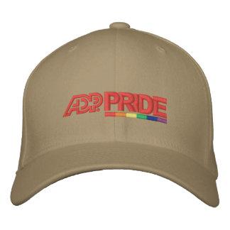 Boné de lãs de Flexfit do orgulho do ADP - Khaki
