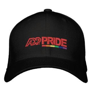 Boné de lãs de Flexfit do orgulho do ADP - preto