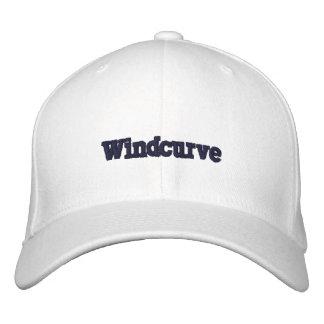 Boné de lãs de Windcurve Flexfit (azul escuro)