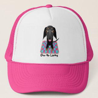 Boné Dê-me chapéu Loving