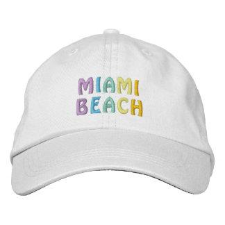Boné de MIAMI BEACH
