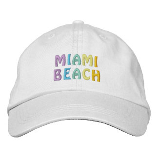Boné de MIAMI BEACH