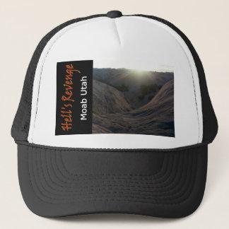 Boné de Moab Utá da vingança do inferno