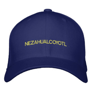 Boné de Nezahualcoyotl