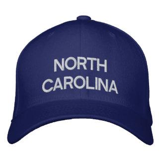 Boné de North Carolina
