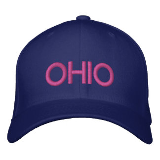 Boné de Ohio