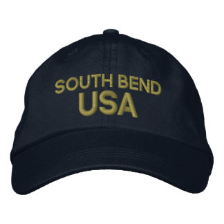 Boné de South Bend EUA
