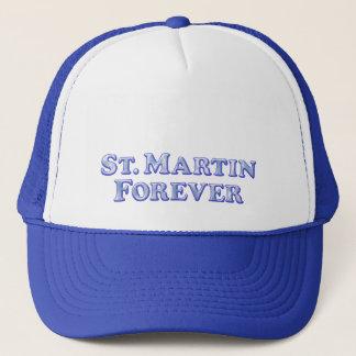 Boné De St Martin básico chanfrado para sempre -