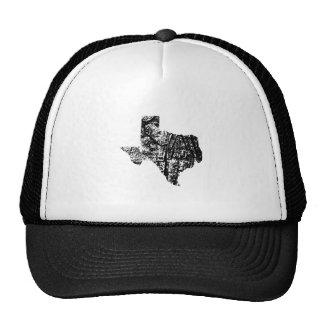 Boné de Texas do vintage