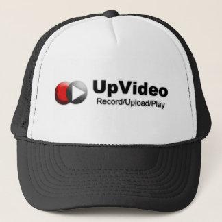 Boné de UpVideo