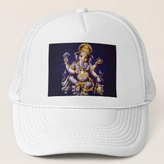 Boné Deidade Hindu do elefante asiático de Ganesh