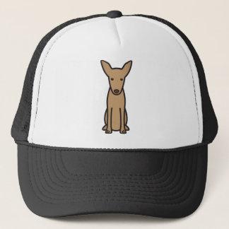 Boné Desenhos animados do cão de cão do faraó