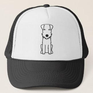Boné Desenhos animados do cão de Lakeland Terrier