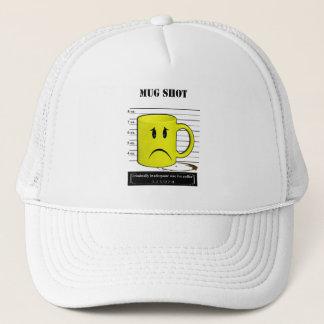 Boné Desenhos animados Meme do copo da caneca de café