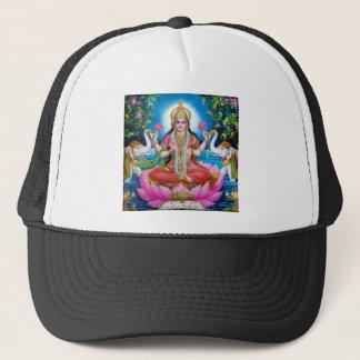 Boné Deusa de Lakshmi de amor, de prosperidade, e de