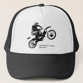 Boné Dirtbike