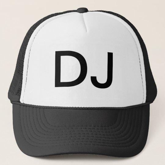 Boné Dj Hat