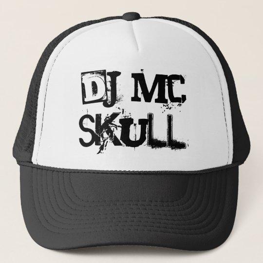 BONÉ DJ MC SKULL
